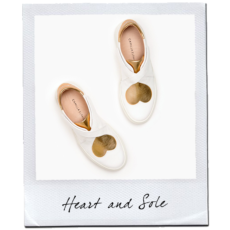 Heart & Sole Polaroid